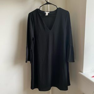 Never been worn bell sleeve dress